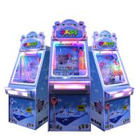 Buy cheap HAPPY TIME Adjustable Difficulty Ticket Arcade Lottery Dispenser Game Machine from wholesalers