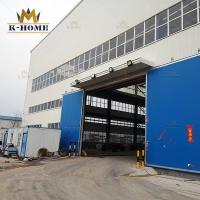 Buy cheap PU Wall Pre Engineered Steel Buildings Structure Metal Building For Factory from wholesalers