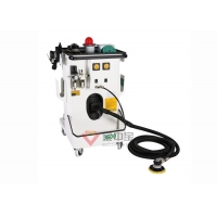 Buy cheap Mobile Dust Extractor Central Vacuum Grinder Ergonomic Handling Little Vibration from wholesalers