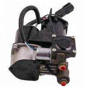 Quality ABS Lr3 Air Suspension Compressor , Range Rover Sport Suspension Parts LR023964 for sale