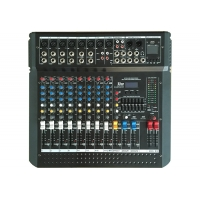 Quality 12 channel professional audio mixer UV12 for sale