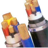 Quality shielded electric wires and cable for permanent wiring for sale