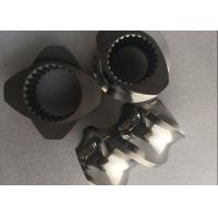 Quality Conveying Twin Screw Extruder Elements Sealing Off Function Polymer Compouding for sale