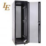 Quality Server Rack Cabinet Rack Mount 19inch Cabinet Rack Server Installation SPCC Black 42U for sale