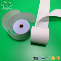 Buy cheap Colorful NCR Carbonless Paper 100% Virgin Wood Pulp Bank / Hotel / Chain Store from wholesalers