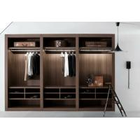 Buy cheap Bedroom Green E1 Grade Closet Wardrobe Systems Good Panel Board For Clothes from wholesalers