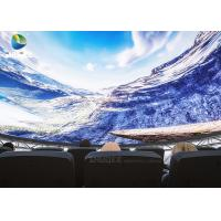 Quality 5D Motion Dome Cinema Equipment for sale