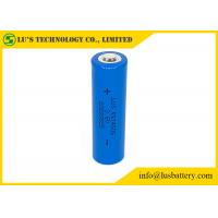 Buy cheap Li-SOCl2 battery ER 14505 AA 3.6V lithium battery 2400mAh from wholesalers