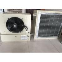 Quality High Efficiency Greenhouse Heating System Warm Greenhouse Solar Fan / Air Blower for sale