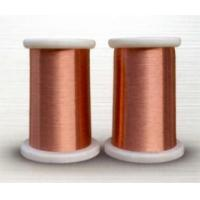 Quality 130 Solderable polyurethane enameled round copper wire for sale