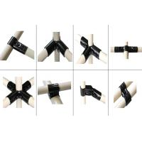 Quality 2.3 mm Thickness Wall Stamped metal connectors for pipe for sale