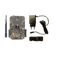 Quality Wildlife Motion Sensor Camera WIth Mounting Strips , Remote Trail Camera Linked To Cell Phone  for sale