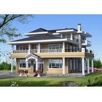 Buy cheap Fast Construction Prefab Modular House , Modern Steel Structure Homes Commercial from wholesalers