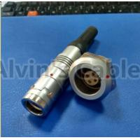 Quality Lemo High Performance Video Camera Connectors High Packing Density For Space Savings for sale