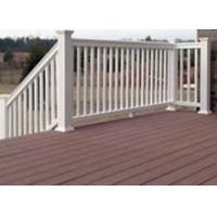 Quality Wood-Plastic Composite -- Decking &Railing Series for sale