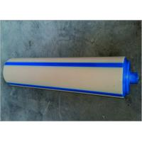 Light Weight Nylon Conveyor Rollers For Belt Conveyors Withourt Tearing