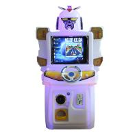 Buy cheap Indoor Kids Amusement Machine Coin Operated Arcade Video Game Car Racing Games from wholesalers