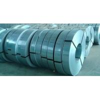 Quality 20 - 600mm Width Hot Dipped Galvanized Steel Strip Q235B Acid-Seal Paint for sale