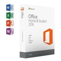 Quality Digital Key Microsoft Office 2016 Home And Business For Computer Office 2016 HB for sale