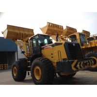 Quality Mini Small 2200mm Wheelbase 1.6ton 0.9m3 LW160KV Compact Wheel Loader With Snow Plough for sale