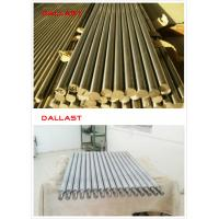 Buy cheap Quenched Tempered Hydraulic Cylinder Rod , Hard Chrome Plated Steel Bars from wholesalers