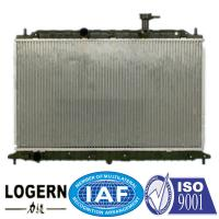 Quality Aluminum Plate 2007 Hyundai Accent Radiator Replacement Dpi 2904 Sealed Type for sale