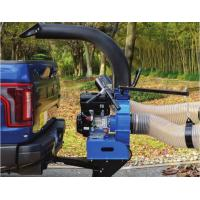 Buy cheap High Performance Landscaping Power Equipment Truck Loader Leaf Vacuum from wholesalers