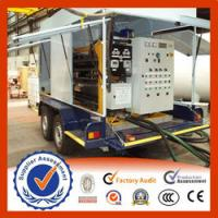 Quality Trailer Type Wheel Mounted Vacuum Used Transformer Oil Purifier/Insulation Oil Filtration/ for sale