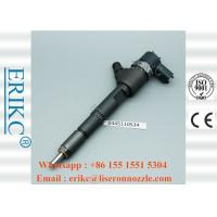 China 0445110534 Diesel Fuel Engine Injector Assembly 0445 110 534 Fuel Injection 0 445 110 534 on sale