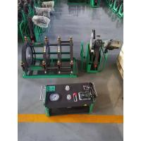 China PE hydraulic operated Plastic pipe welder for welding of PE/PP pipes and fittings on sale