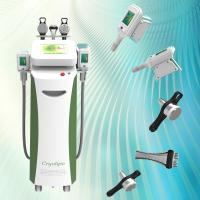 Quality Newest advanced 5 handles cryo cavitation rf latest lipo ultrasonic liposuction machine for sale