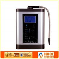 Quality Industrial Alkaline Water Ionizer , Titanium Platinum Alloy Electrodes for sale