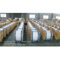 Buy cheap 5 16 Inch Galvanized Steel Wire Cable For Overhead Power Transmission Line from wholesalers