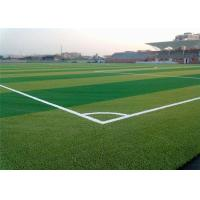 Quality Realistic Playground Synthetic Grass 25mm Height Natural Looking SF153 Model for sale