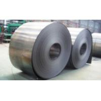 Quality 610mm Cold Rolled Steel Coils , Cold Rolled Galvanized Steel Sheet In Coil for sale