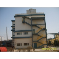 Quality High Strength Designed Frame Steel Structure Industry Plant Construction for sale