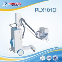 Quality X-ray machine PLX101C with Fuji film for sale for sale