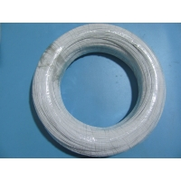 Quality Polymer 0.05mm Coated Aluminum Wire Round Bright Surface for sale