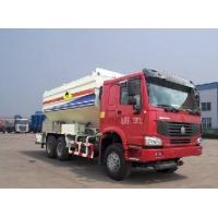 Quality White Sinotruk 6T Site mixed granular ANFO Explosive Truck BCLH/BCRH/BCZH for sale