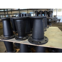 Quality Ductile Cast Iron Pipe Fitting Flanged Bellmouth for sale