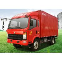 Quality China Cargo Van Light Duty Commercial Trucks Payload 1-12 Ton EURO III/IV/V for sale