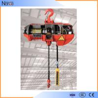 Quality Small Capacity Electric Chain Hoist With Pendent Control Keypad for sale