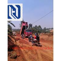 Quality Heavy Duty Dump Truck Howo A7 Dump Truck 6 x 4 Euro 2/3  negative grounded for sale