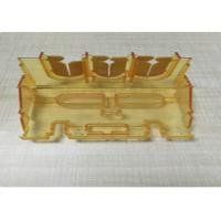 Quality Rapid Plastic Double Color Injection Molding Injection Auto Parts OEM / ODM Available for sale