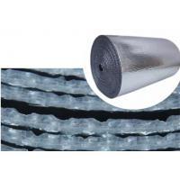 China Protective Layer Attic Heat Shield , Silver Radiant Barrier House Wrap on sale