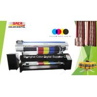 Buy cheap Epson DX7 * 2 Mimaki Textile Printer / Textile Printing Machine For Roll Up Fabric from wholesalers