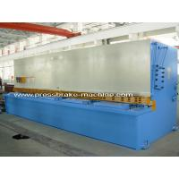 Quality 6m Length Electric Hydraulic Shearing Machine Metal Sheet Cutting Tools 15KW Power for sale