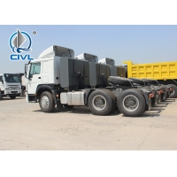 Quality 266HP/336hp/371hp Prime Mover Truck Sinotruck Tractor Truck Towing Truck International Prime Mover for sale