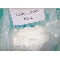 Buy cheap 99% Pure Raw Testosterone Powder For Muscle Grow / Body Build Safe And Healthy from wholesalers