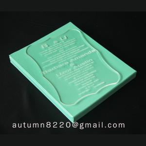 Quality attractive invitation for sale